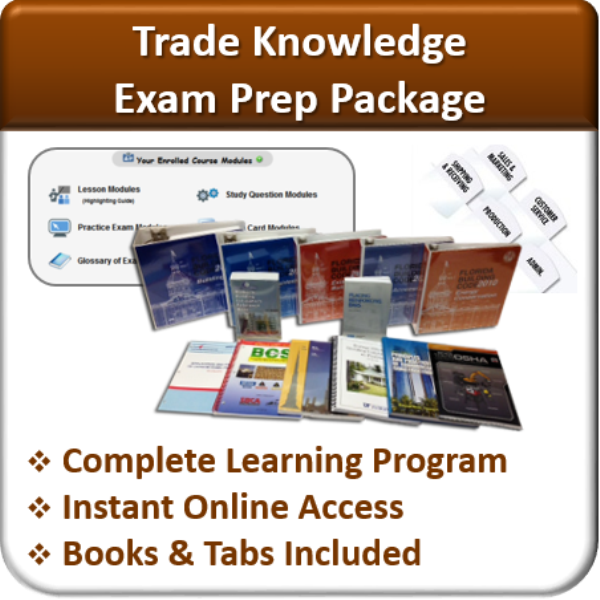 Exam-Prep-Package-Trade-Knowledge