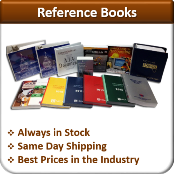 Exam Reference Book Set (Business U0026 Finance Roofing Trade Knowledge) Sc  1 St Contractor Classes