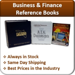 Contractor Classes Business & Finance Reference Books