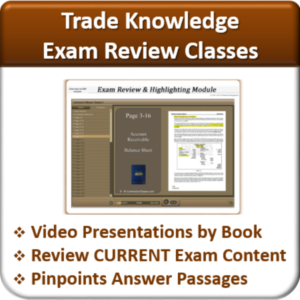 Contractor Classes Exam Review