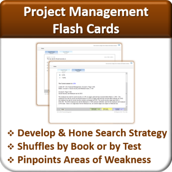 Flash-Cards-Project-Management
