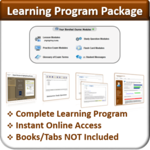 Contractor Classses Learning Program Package
