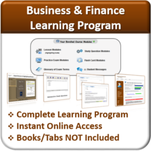 Contractor Classes Business & Finance Learning Program