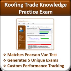 Contractor Classes Roofing Practice Exam