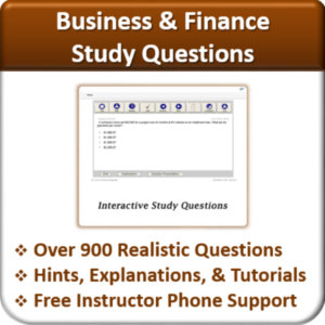 Contractor Classes Business & Finance Study Questions