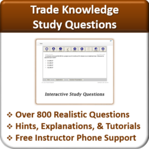 Contractor Classes Study Questions