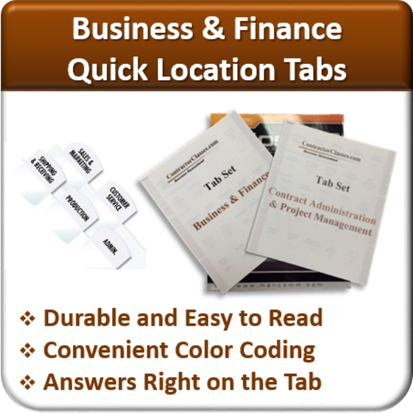 Tabs (Business & Finance)